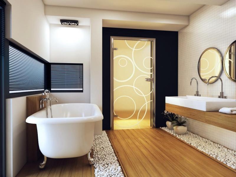 Cum să alegeți o ușă pentru baie