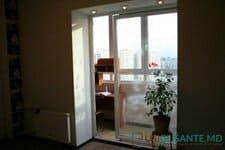 Раздвижные двери балкон